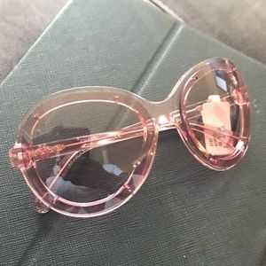 Brand new authentic Chanel sun glasses